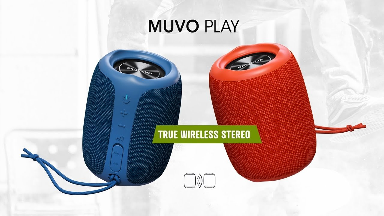 Muvo Play stereo