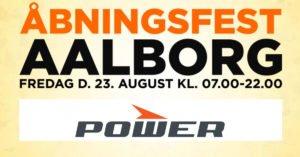 Photo of Power åbner første butik i Nordjylland 23. august i Aalborg