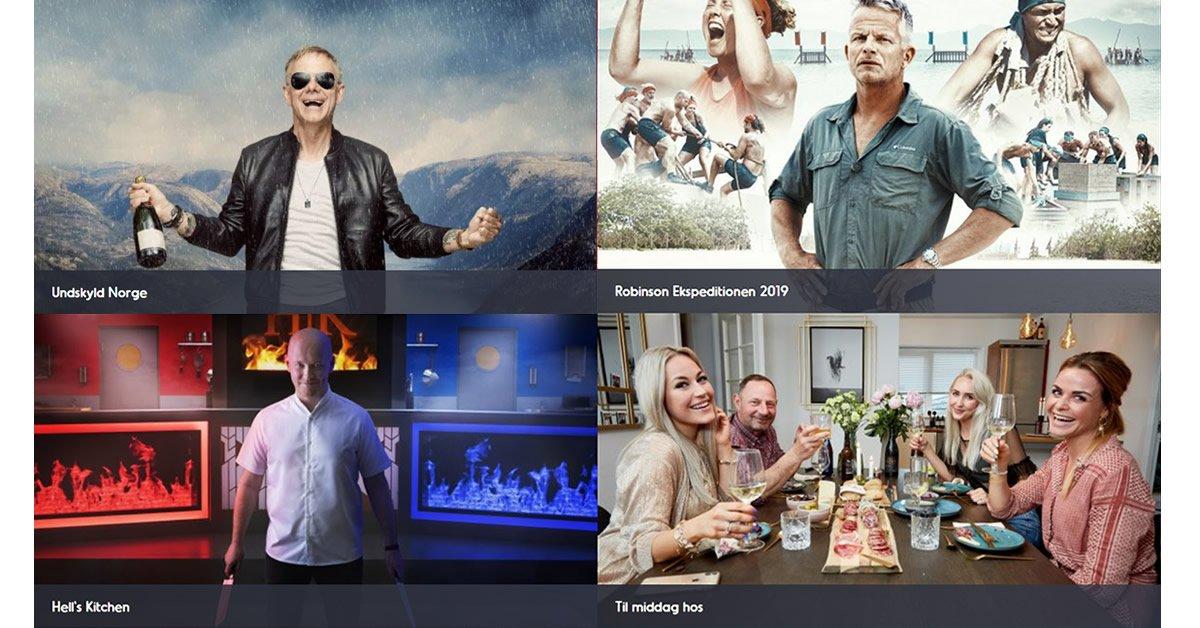 TV3 Efterår 2019