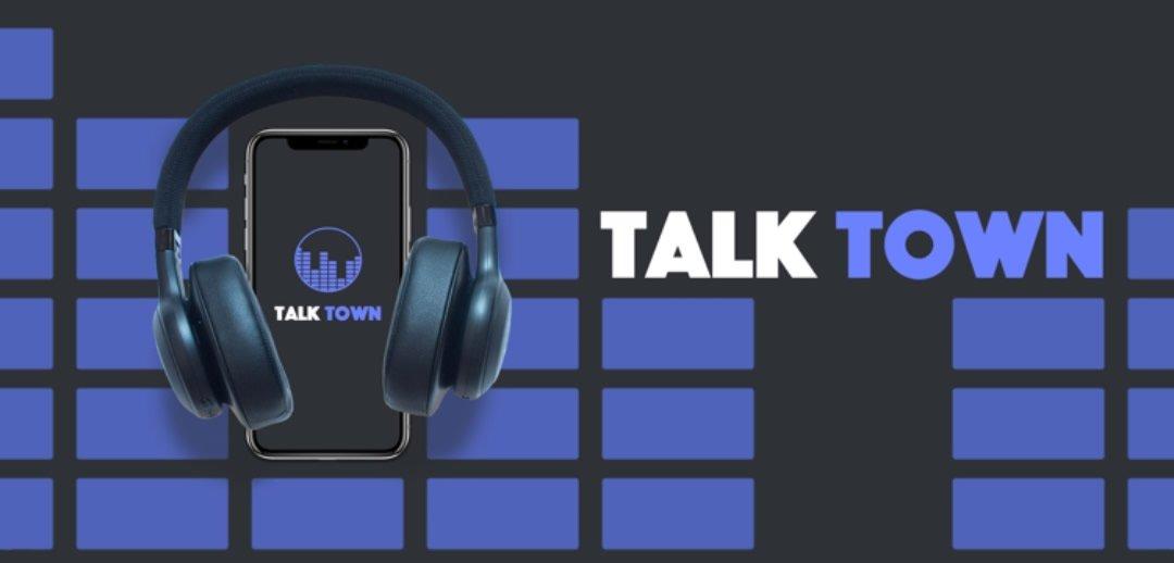 Talk Town podcast tjeneste
