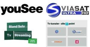 Foto af Viasat Ultra HD kan nu vælges som Bland Selv kanal hos YouSee
