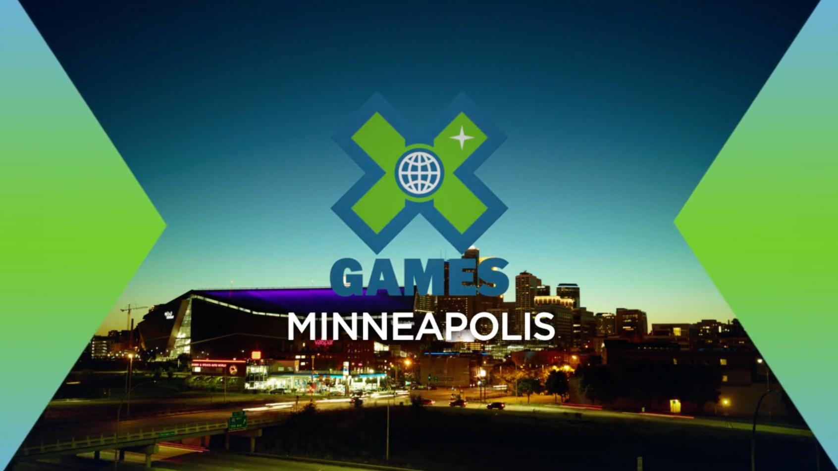 X games Minneapolis 2019 TV 2 Sport
