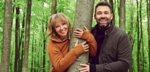 Danmark planter træer TV 2
