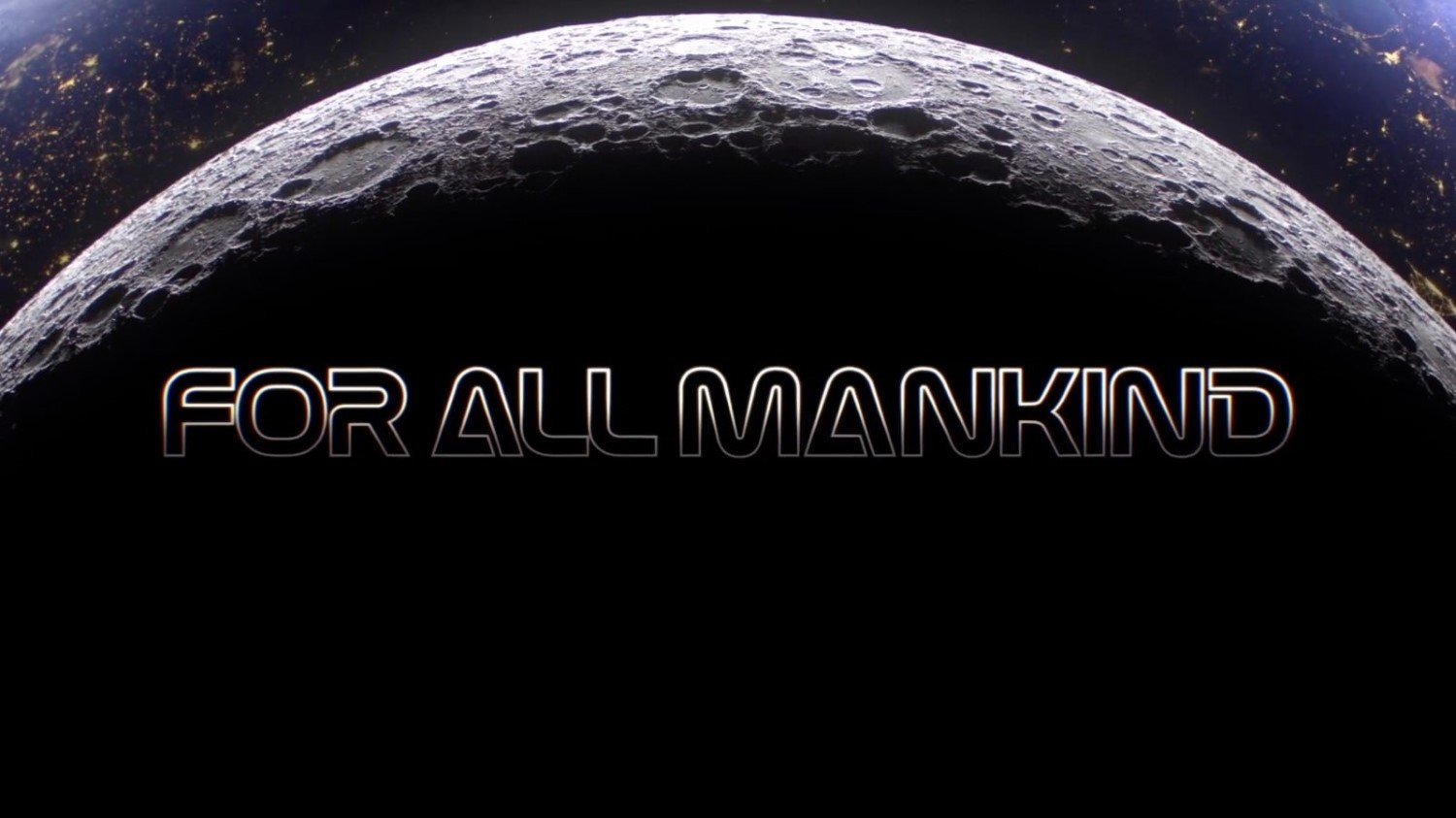 For All Mankind Apple+