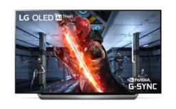 Foto af LG OLED TV får NVIDIA G-Sync understøttelse