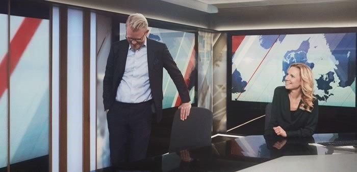 TV 2 news værter