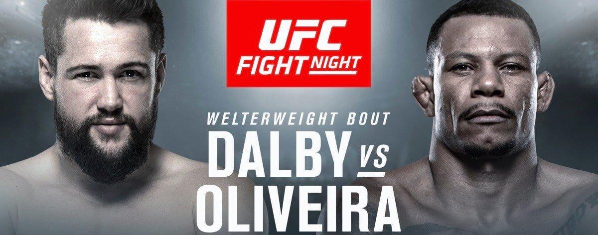 UFC Dalby Royal Arena