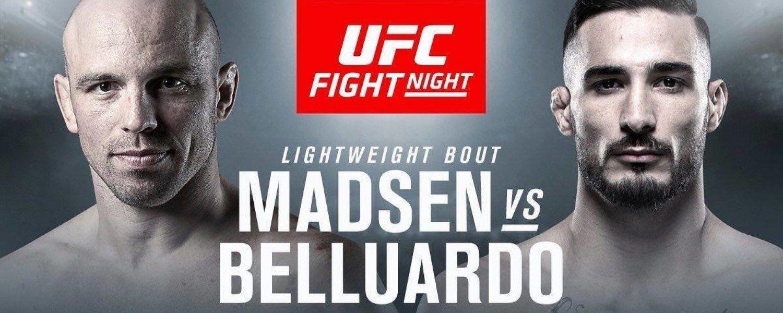 UFC København 28. september Mark O
