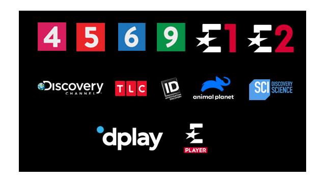 Discovery kanaler