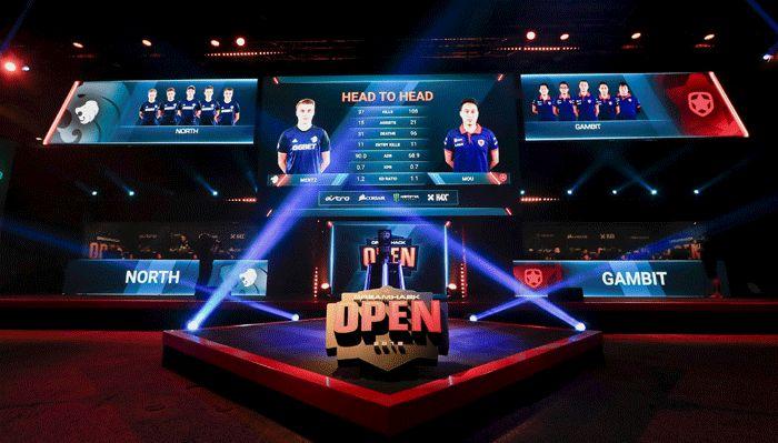 E-Sport rettigheder TV 2 Zulu DreamHack Open