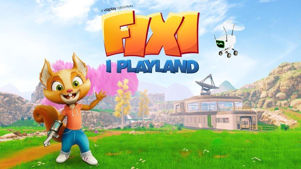 Fixi i Playland viaplay