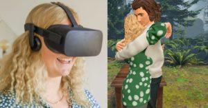 For genert til at date DR3 Vitual Reality dating program