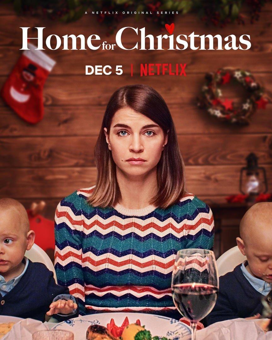 Hejm til jul Netflix