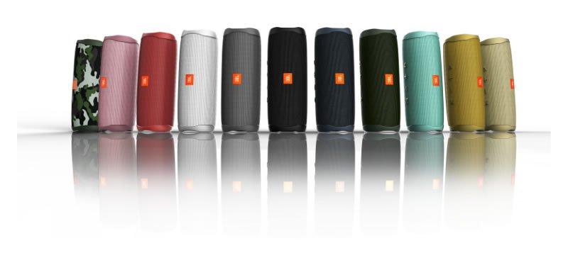 JBL Flip 5 farver