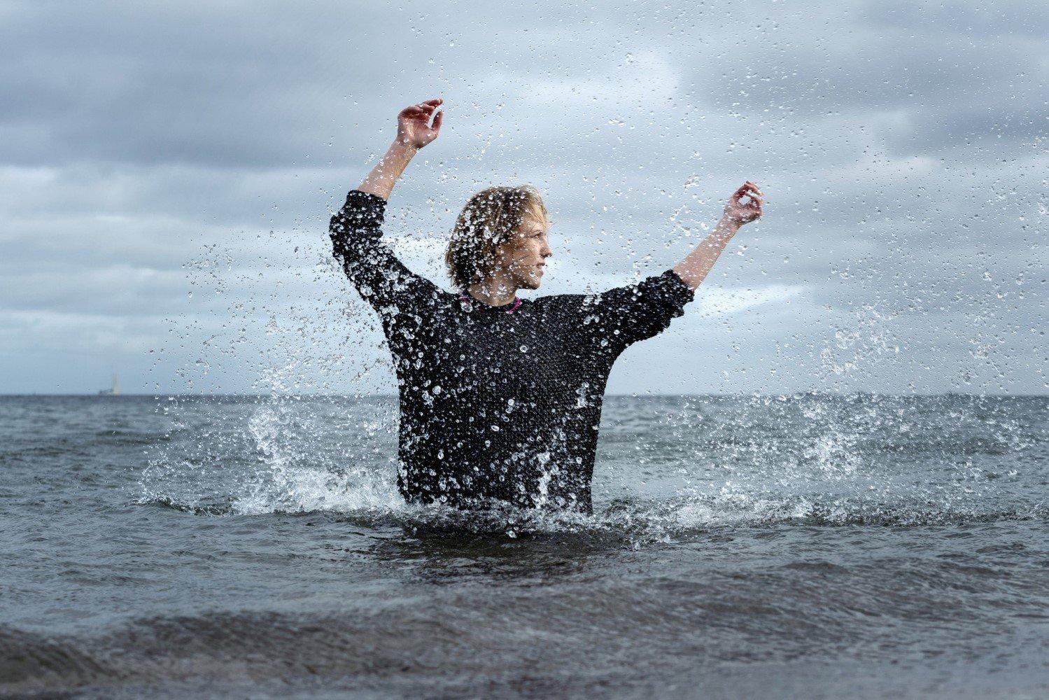 Klimatosset Radio4 Nina Bendixen.