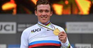 Photo of Eurosport viser Mads Pedersens første løb i VM-trøjen