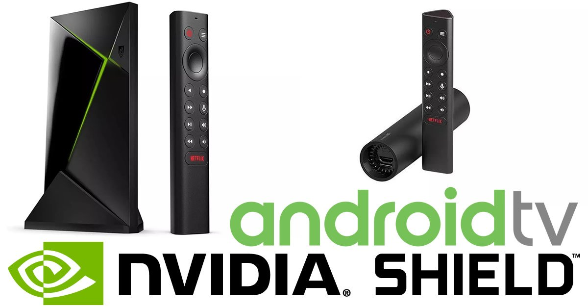 Nvidia Shield TV 2019 modeller