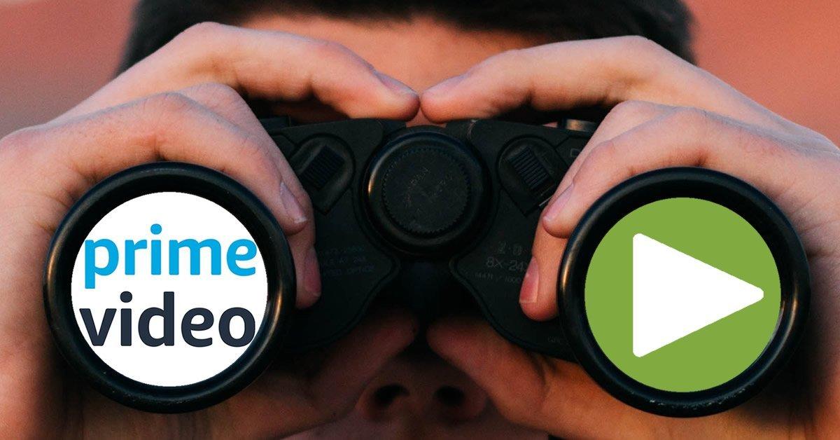 På vej på Amazon Prime Video