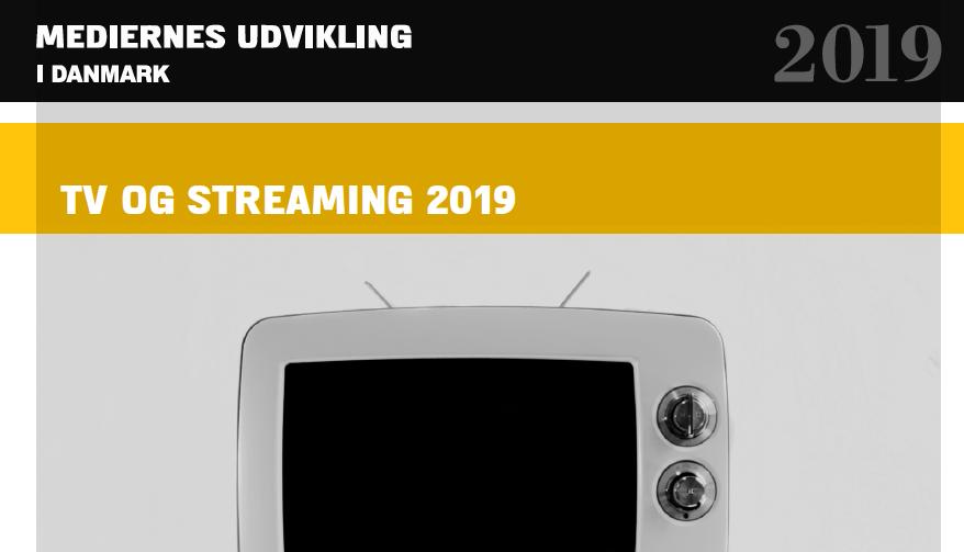 tv og streaming tendenser 2019