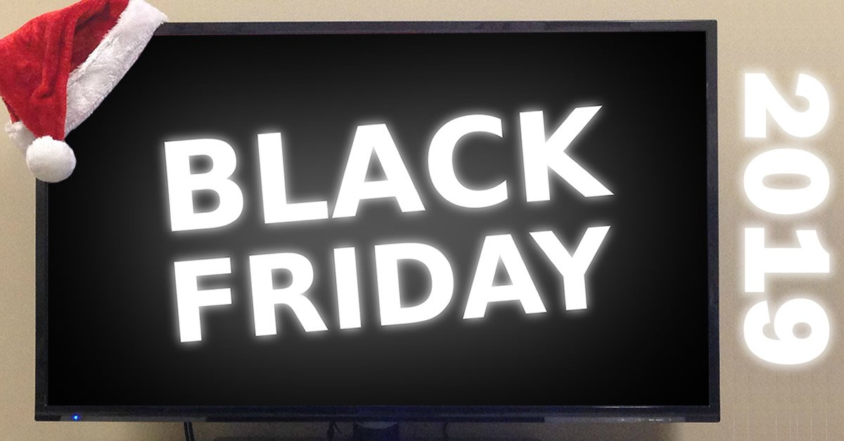 Black Friday TV 2019
