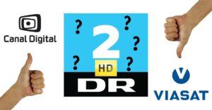 Foto af DR2 nu i HD hos Canal Digital