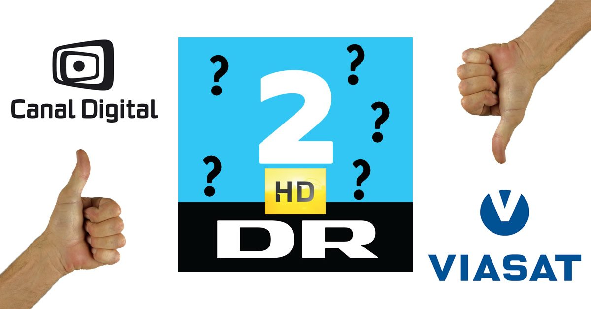 DR2 i HD Canal Digital Viasat