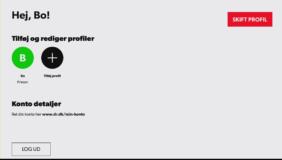 DRTV profil