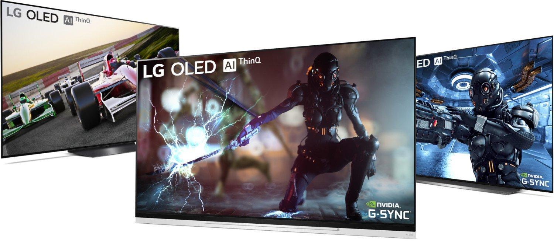 LG OLED G-Sync