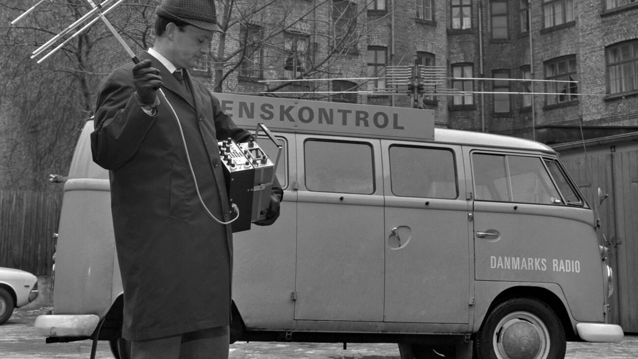 Pejlevogn DR 1960