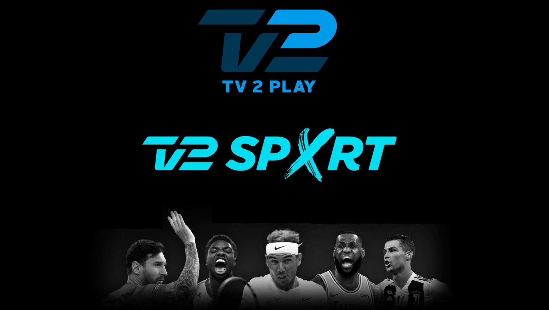 TV 2 Sport X TV 2 Play