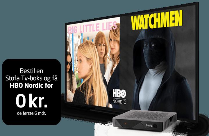 TV boks bestil med HBO e1572867970709
