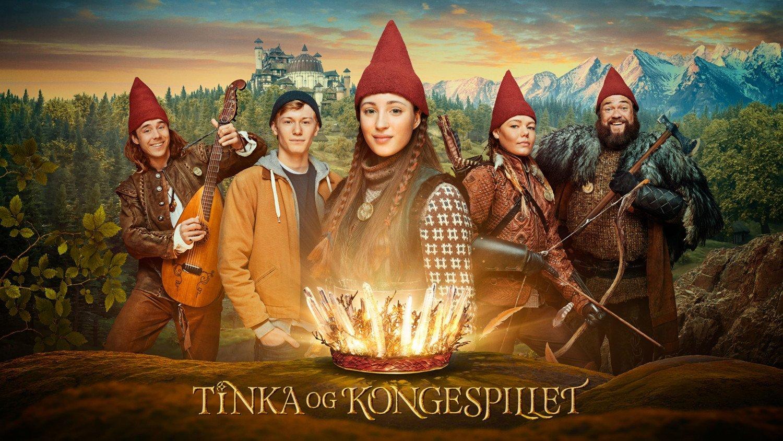 Tinka og Kongespillet julekalender TV 2 2019