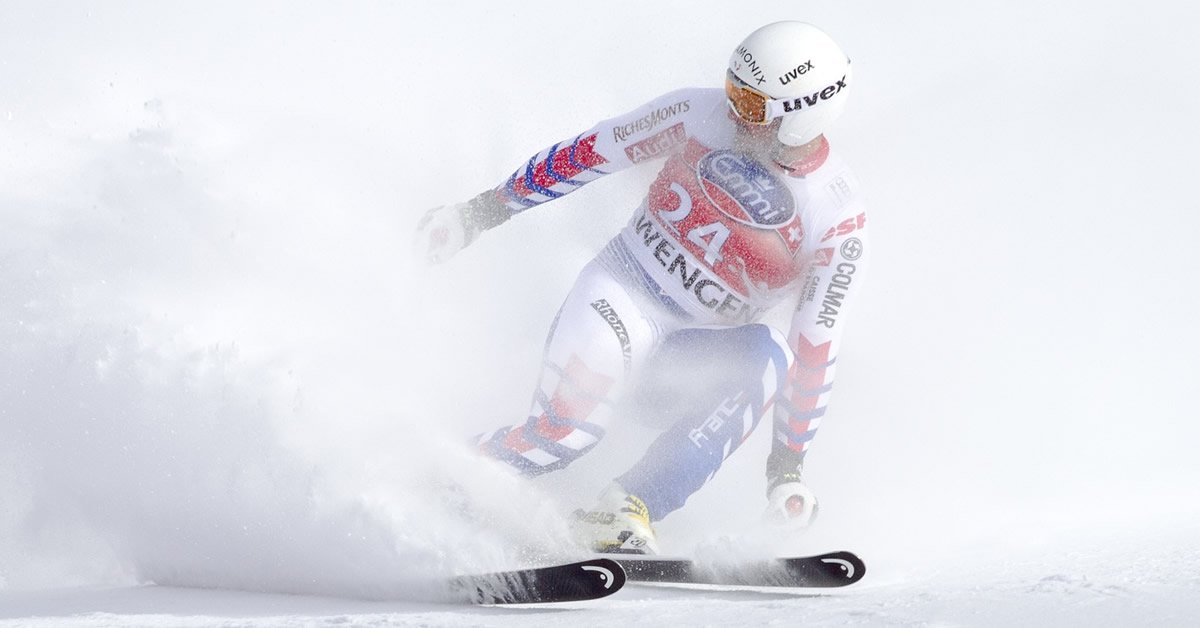 Alpint skiløb