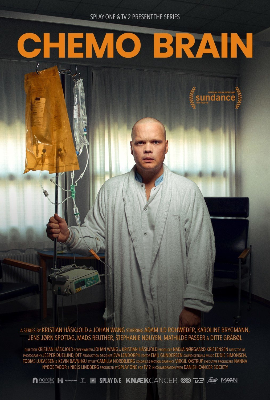 Chemo Brain Poster English Small