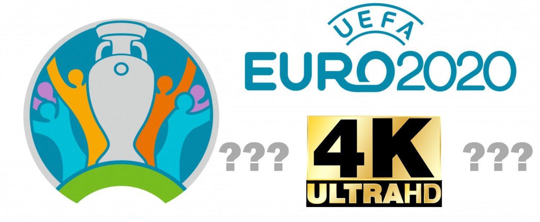Euro 2020 EM slutrunden 2020 Ultra HD 4K