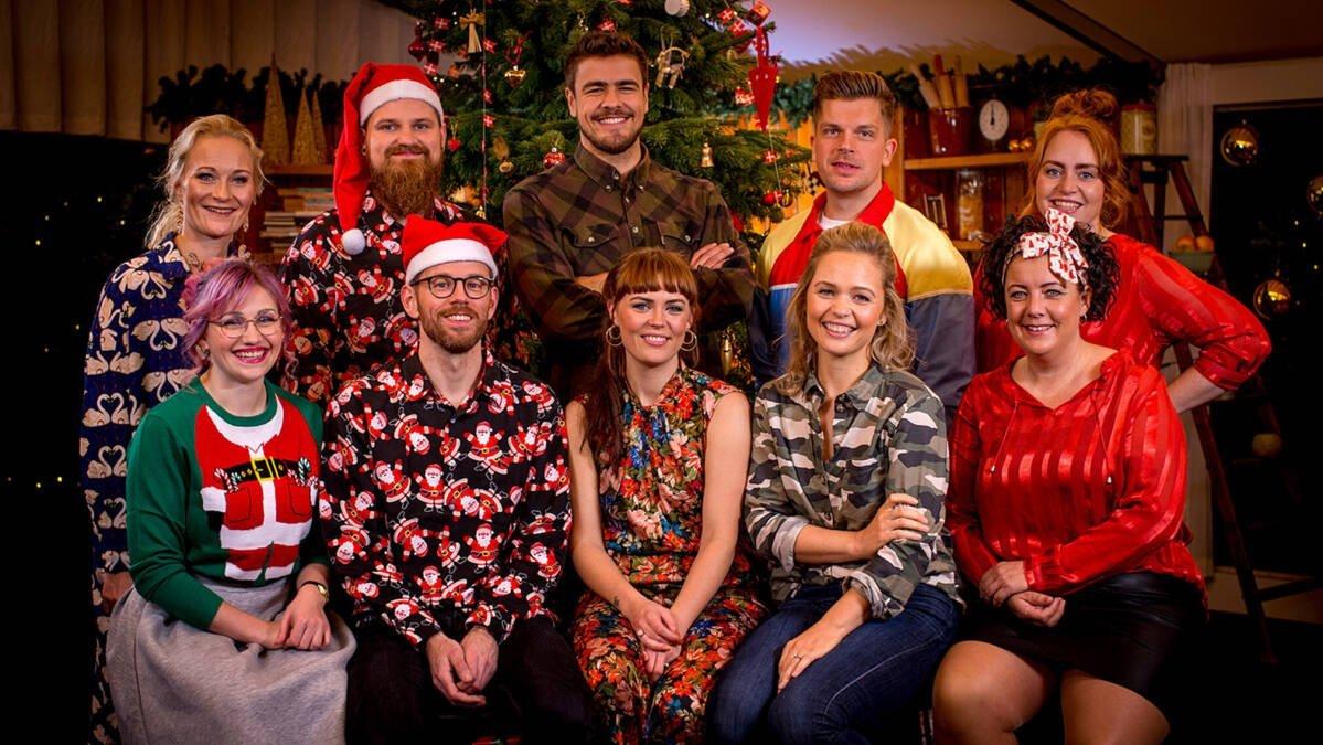 Jule og nytårsbage dysten 2019 DR1
