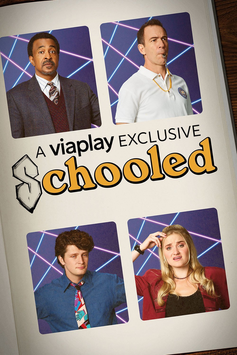 Schooled Cover 1