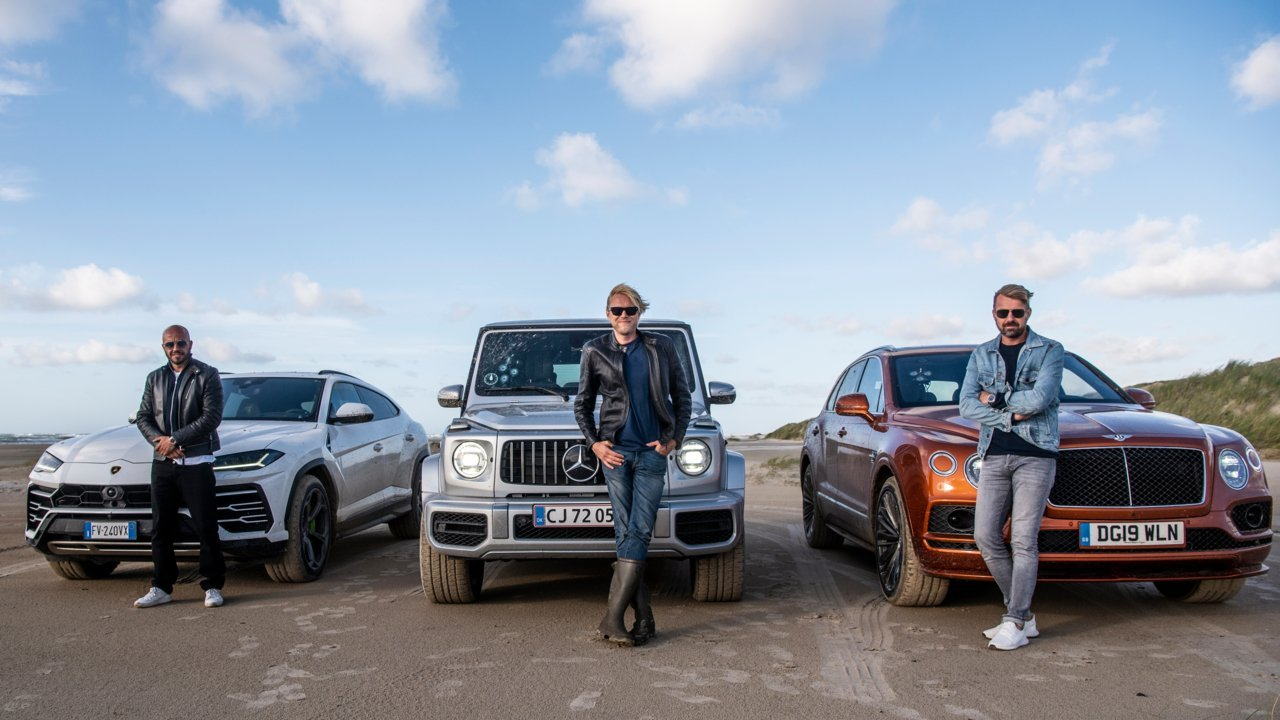 Top Gear Dansk Dplay