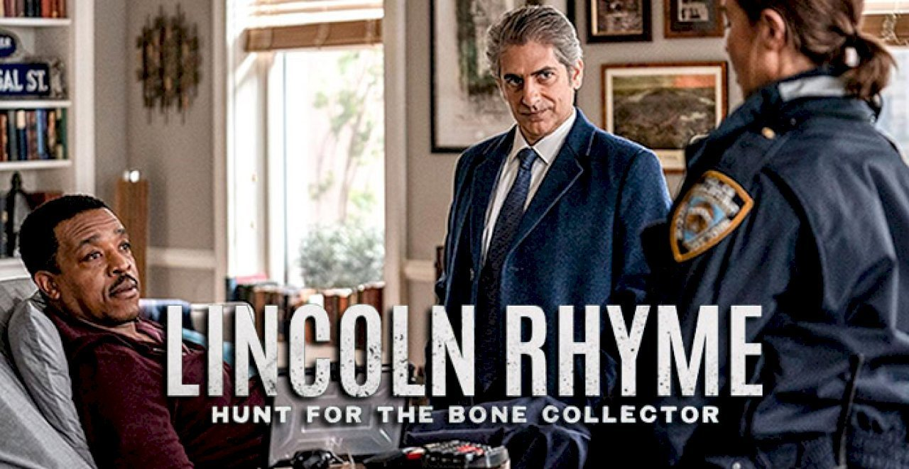 lincoln rhyme hunt for the bone collector plot and output of the tv series 1