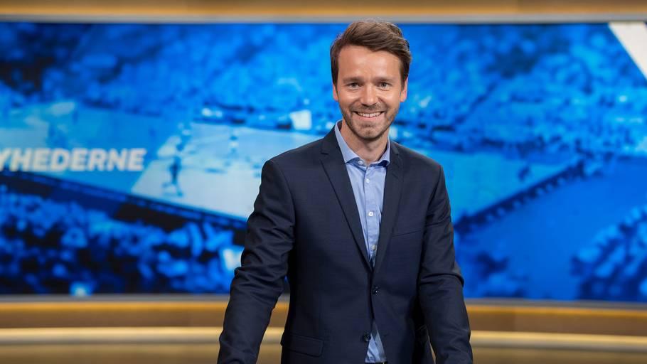 Christian Muller Bækgaard TV 2 Sporten TV 2 News