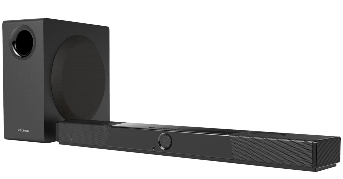 Creative SXFI CARRIER soundbar