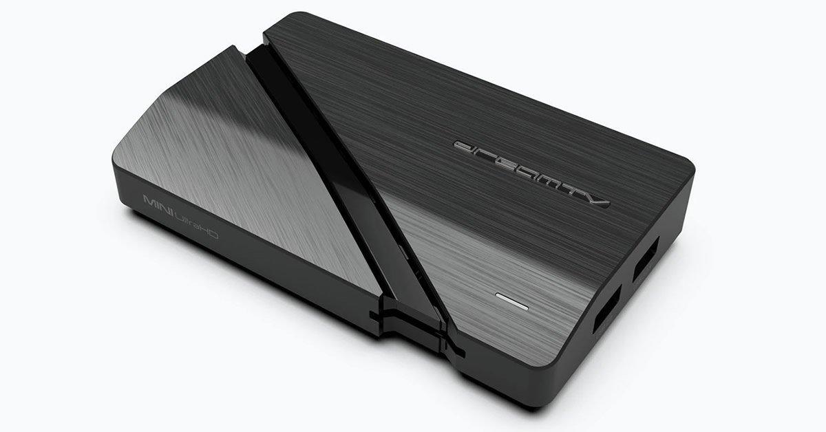 DreamTV Mini Ultra HD top