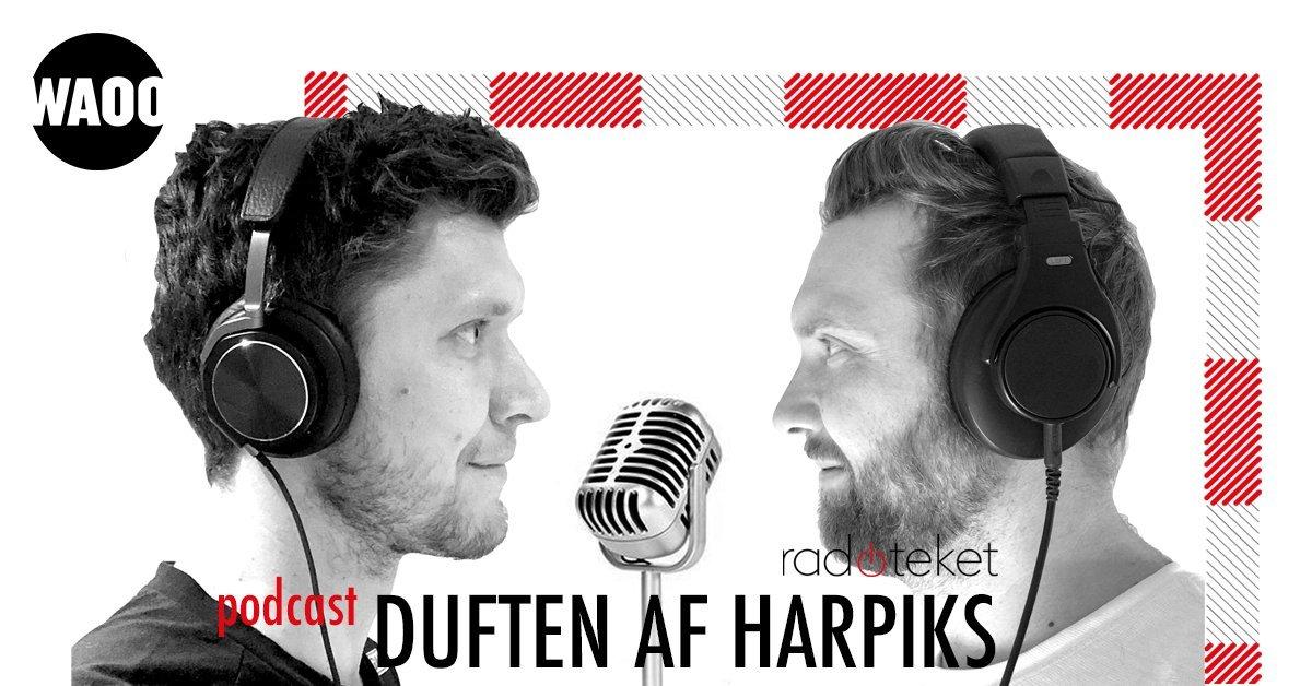 Duften af Harpiks podcast