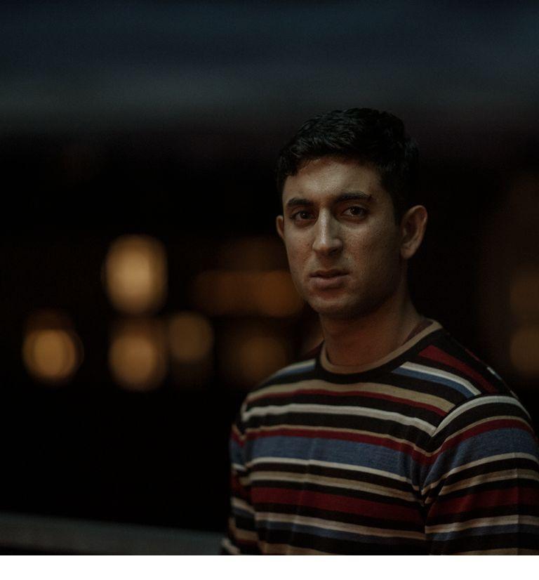 Når støvet har lagt sig Jamal Arian Kashef