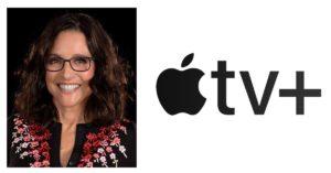 Photo of Julia Louis-Dreyfus tilknyttes Apple TV+