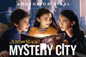 Just Add Magic Mystery City