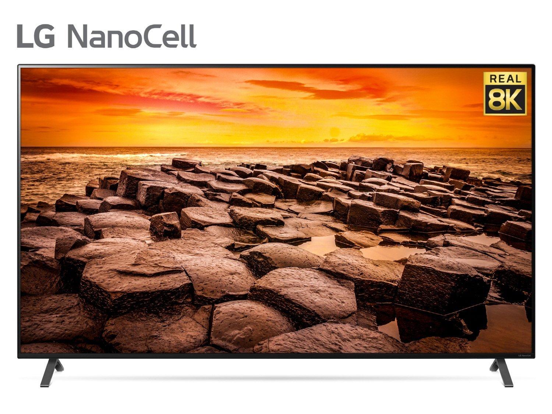 LG Nanocell 2020 8K TV