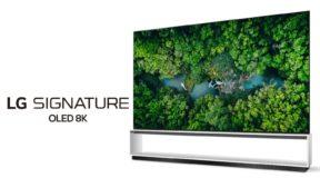 Foto af LG satser på 8K og AI-processor på 2020 TV