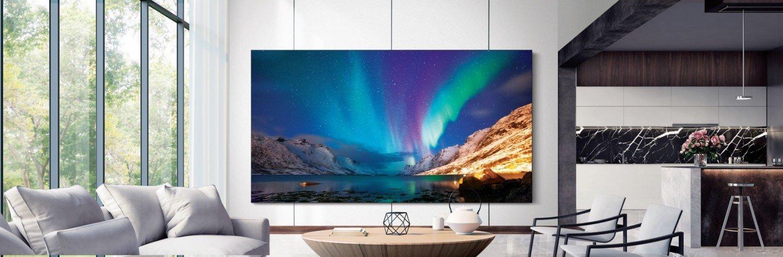 Samsung Micro LED Lifestyle