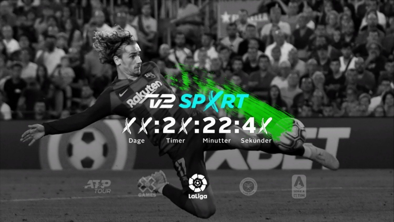 TV 2 Sport X countdown